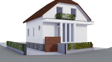 Stanovanjska hiša Domžale